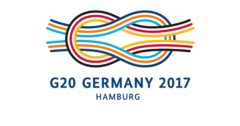 G20 Germany Hamburg 2017